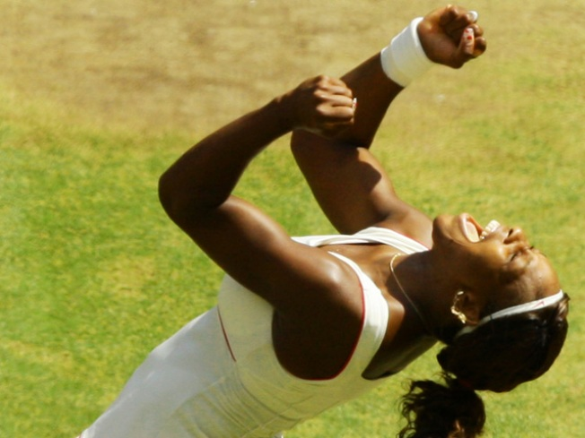 Serena Wins Fourth Wimbledon Title