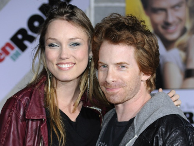 Seth Green Ties the Knot