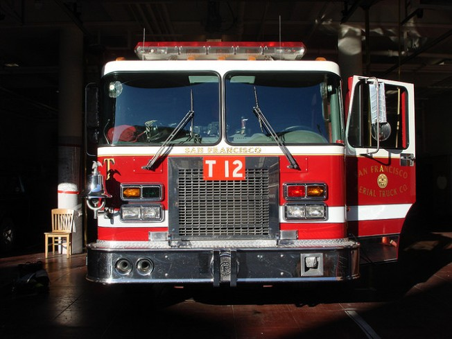 House Fire Injures 2 Firefighters