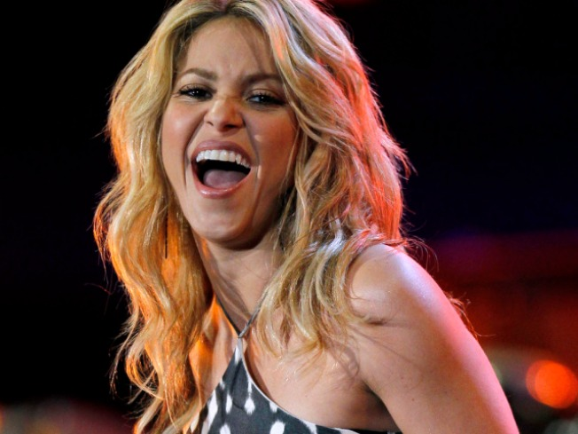 Singer Shakira Accepts Harvard Honor