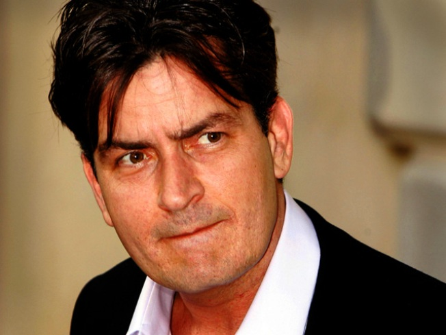 Lingerie Model Denies Allegations She is Charlie Sheen's Mistress