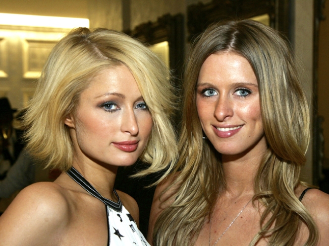 Nicky Hilton Ripped Off