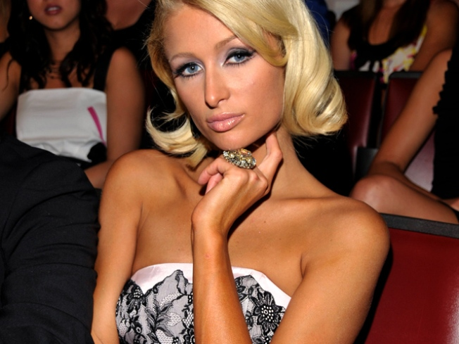 Did Paris Hilton Have A Scary Or Happy Halloween?