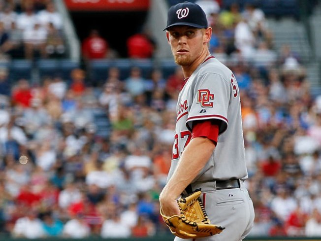 No Help for Strasburg