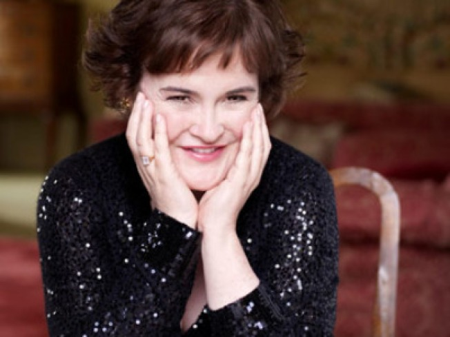 "Scoop: Susan Boyle Says Fame ""Can Flatten You"""