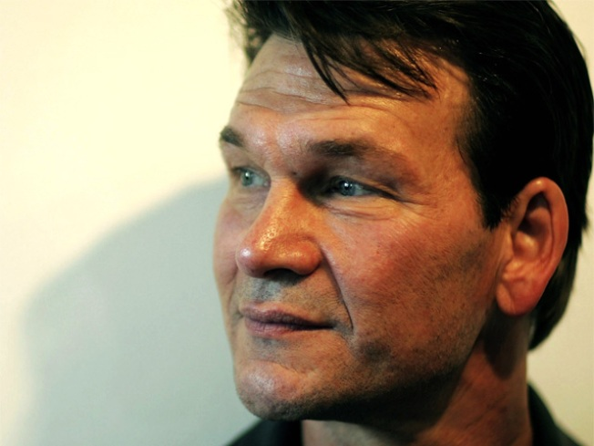 "Patrick Swayze: I Sank Into a Life of ""Bitterness, Despair"""