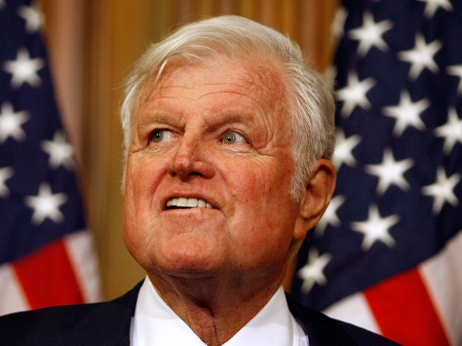 Ted Kennedy Memoir Finished And Ready For Release
