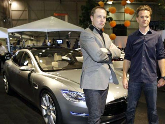 Dear Tesla, Want to Move In? Love, Downey
