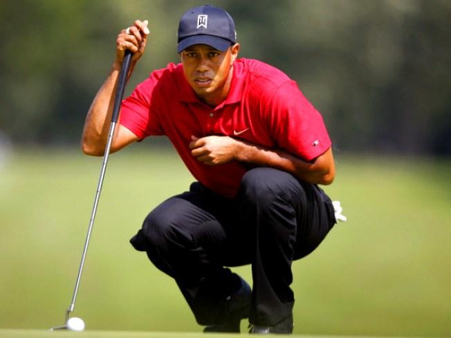 Did Tiger Roar? PGA Suppresses Evidence of Flatulence