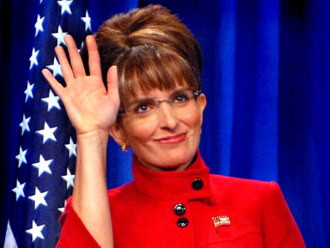 "You Betcha! Tina Fey ""Thinks"" She'll Be Back as Palin on SNL"