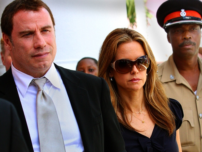 Travolta: Staff Told Me of Extortion Plot