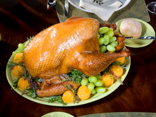 Let The Supermarket Cook Your Turkey