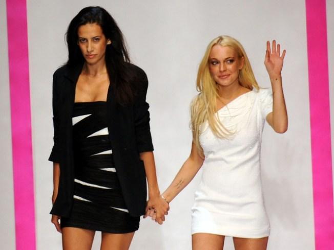 Lindsay Lohan Calls Ungaro Debut A 'Fairytale'