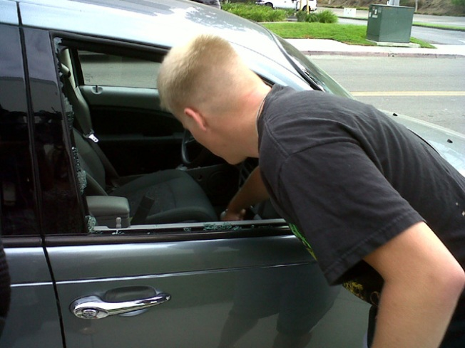 22 Cars Vandalized in Scripps Ranch