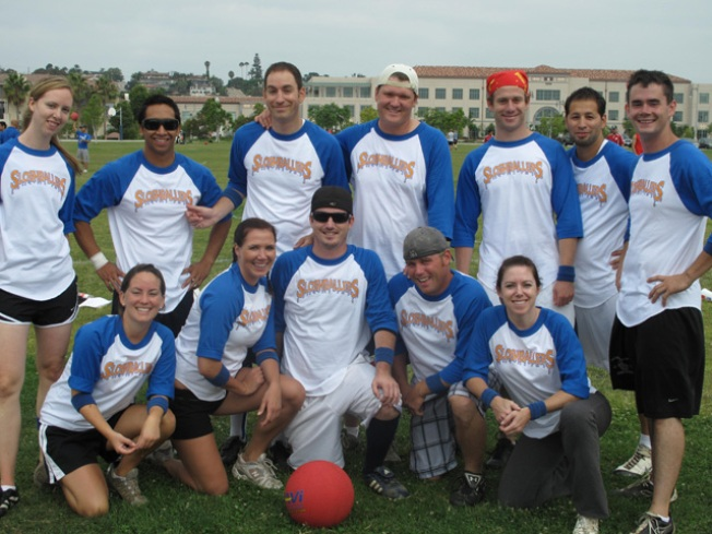 Kickball : It's a Kickin Good Time