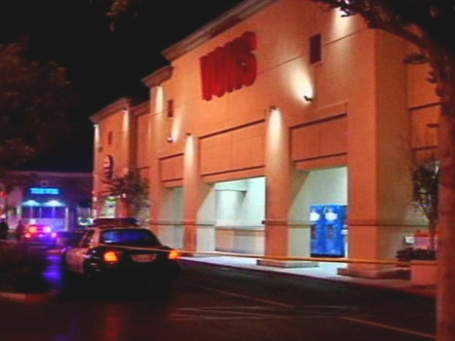 Guard Stabbed at Vons in Clairemont