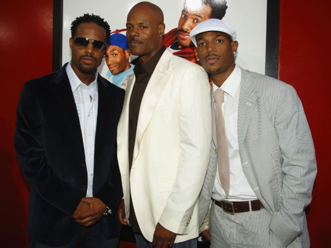 No Laughing Matter: Wayans Bros. Sued Over Book