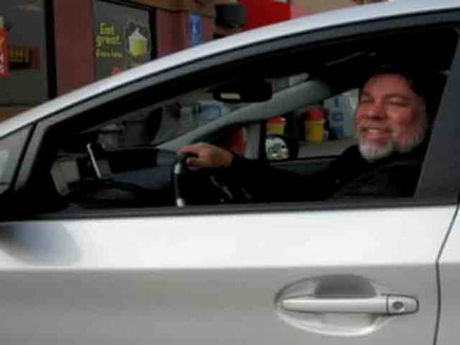 Woz to Runaway Prius: I Know How You Feel