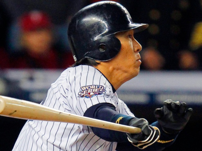 Hideki Matsui Is Going to the Angels
