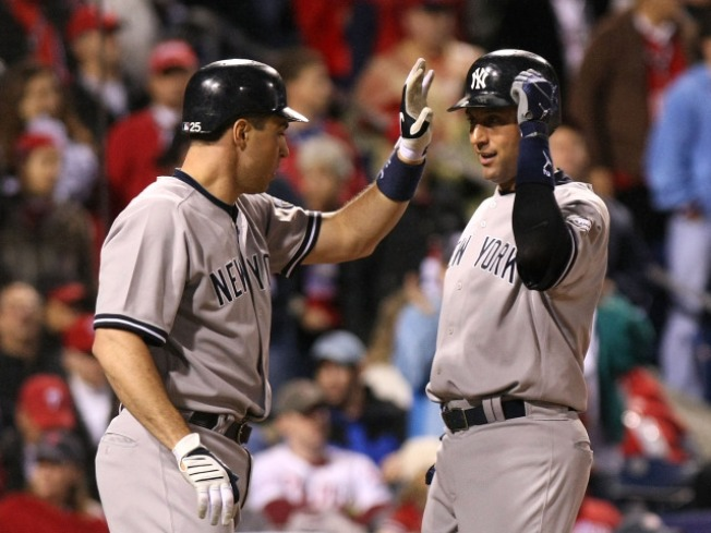 Yankees Beat Phillies 8-5 in Game Three