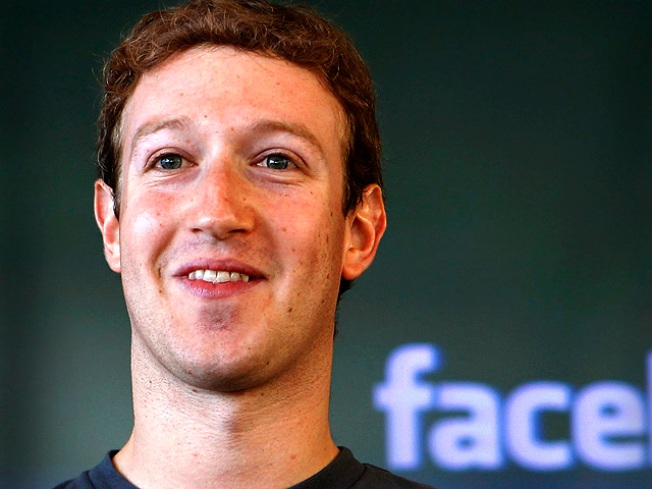Zuckerberg Joins Some of Hollywood's Elite on Worst-Dressed List