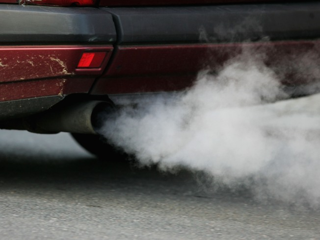 California Sues Trump Administration Over Plan to Scrap Car Emission Standards