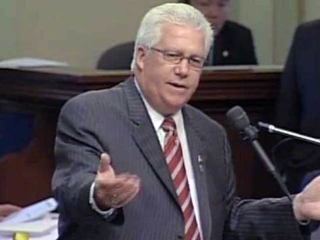 "Former Lawmaker Admits to ""Inappropriate Storytelling"""
