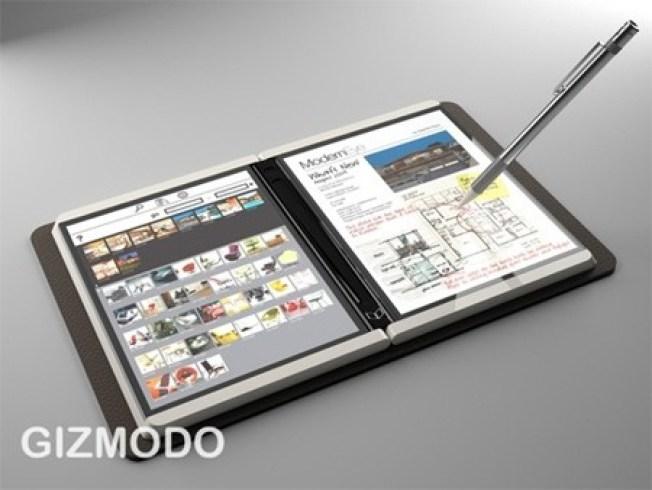 Courier, Microsoft's Secret Tablet Revealed