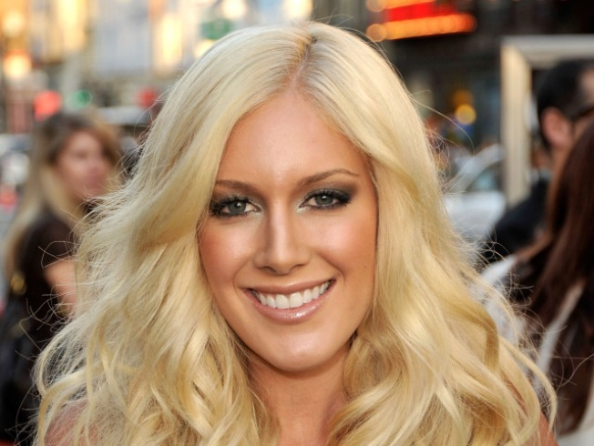 Heidi Montag On 'Hills' Salary Report: 'No One Is Making Those Figures'