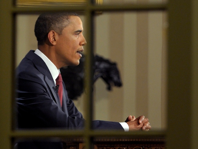 "Obama's Full Speech: ""Operation Iraqi Freedom is Over"""