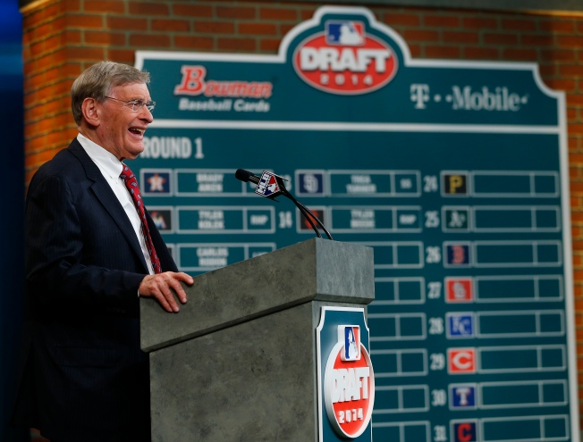 Padres Add Eight More On Draft Day 2