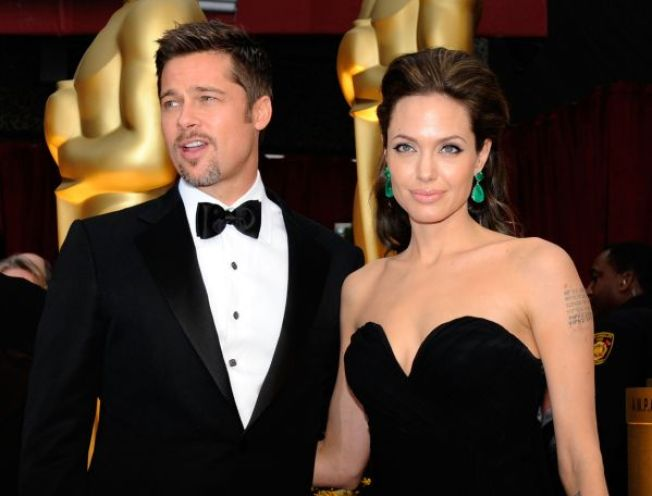"Brad Pitt: Angelina Is My ""Soul Mate"""