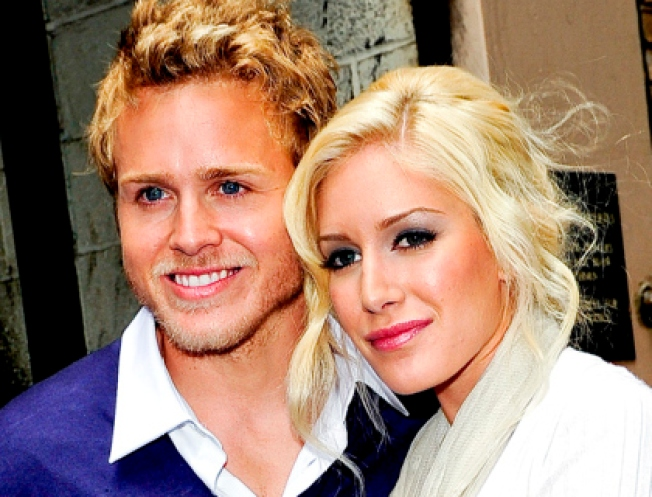 Heidi Montag Divorces Spencer Pratt