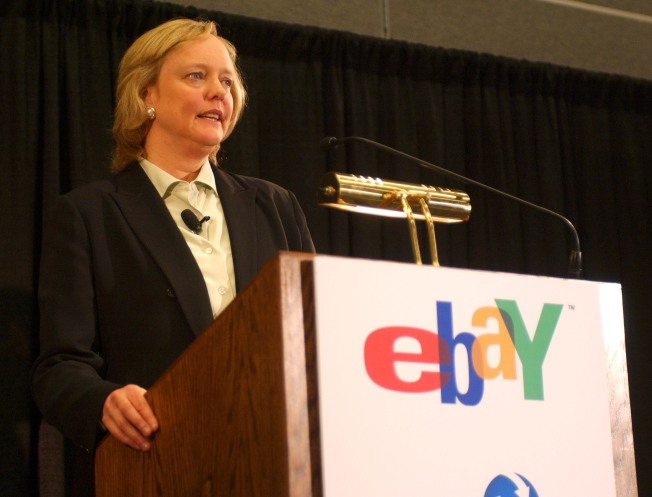 Former eBay Chief Whitman Announces Governor Bid