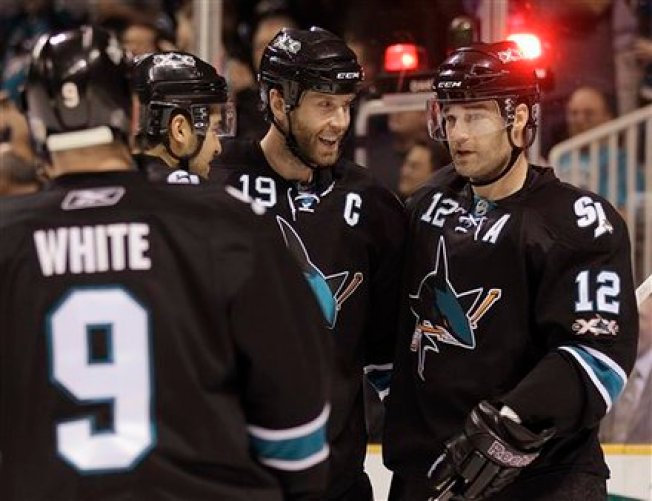 Sharks Win the Division