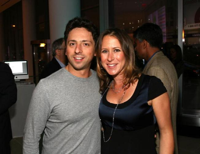 "Sergey Brin's Billionaire Ex: ""I Get Parking Tickets All the Time"""