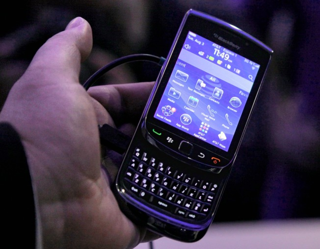 Underwhelming BlackBerry Spells Doom for RIM
