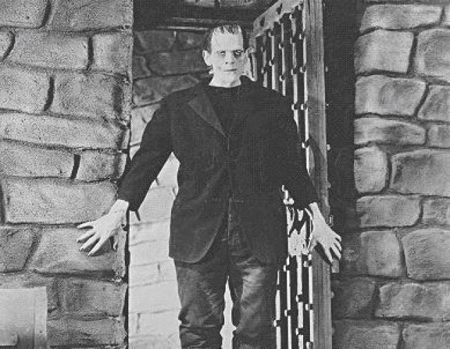 Frankenstein, Dracula and Universal's Classic Monsters Unleashed On Blu-Ray