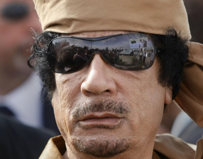 Anyone Got a Hotel Room for Gadhafi?
