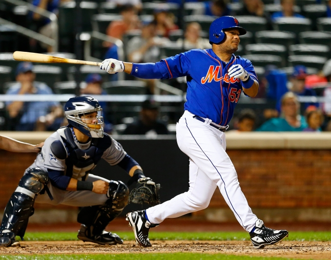 Mets Beat Padres, Prove Old Guys Rule