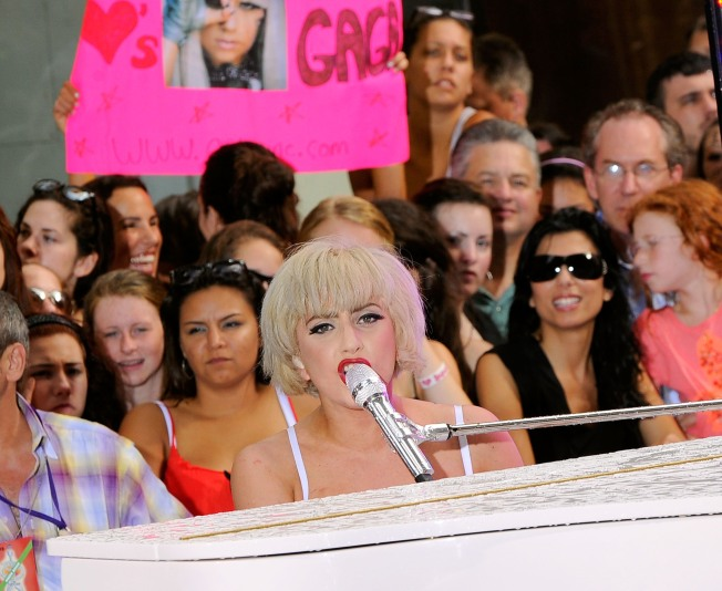Lady Gaga Fans Confront Anti-Gay Protesters in St. Louis