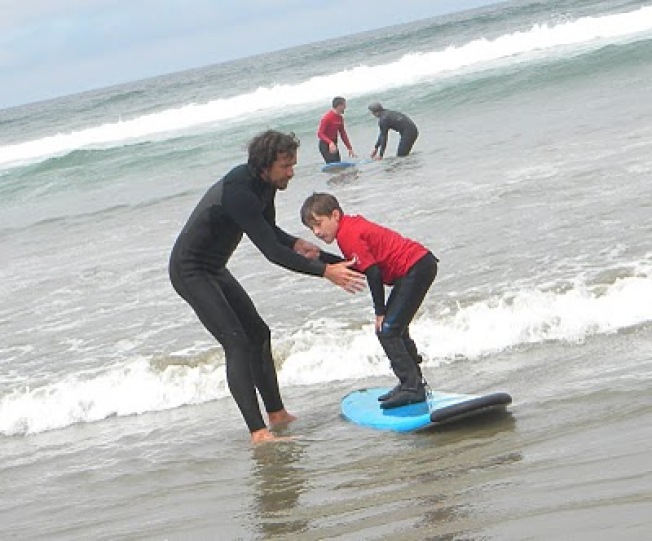 Calif. Surf Camp Vies For $100K