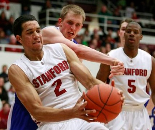 Stanford Guard Collapses