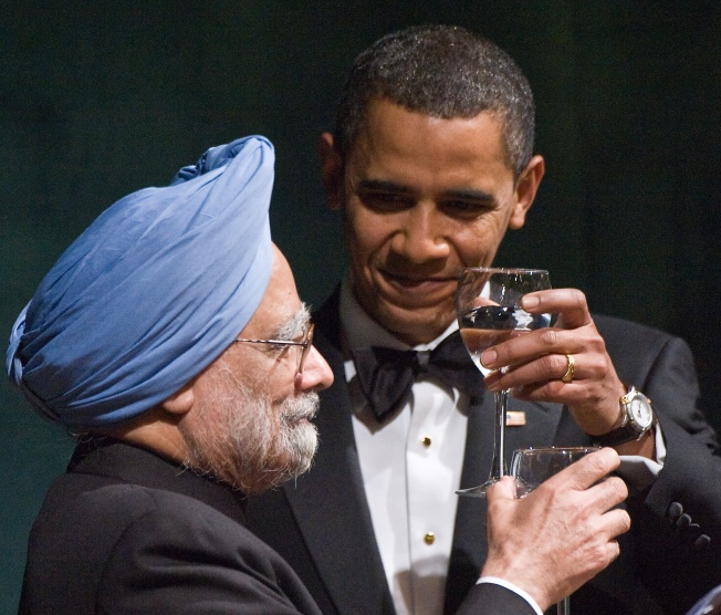 Passage to India: Obama Can't Ignore Subcontinent