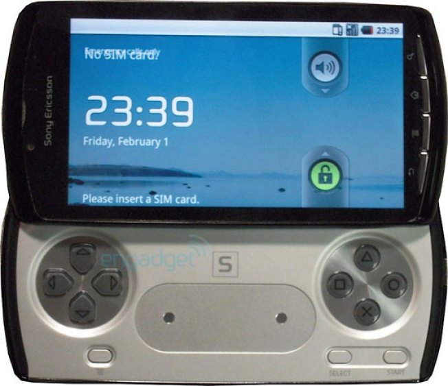 PlayStation Portable Phone By Dec 9?