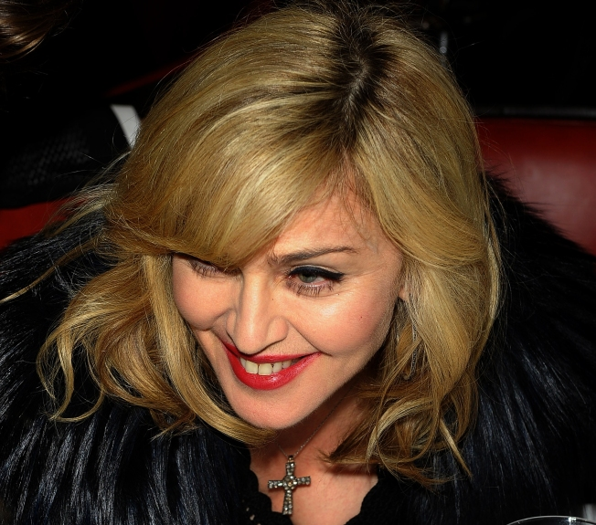 Judge Orders Fan To Not Go Near Madonna's Home