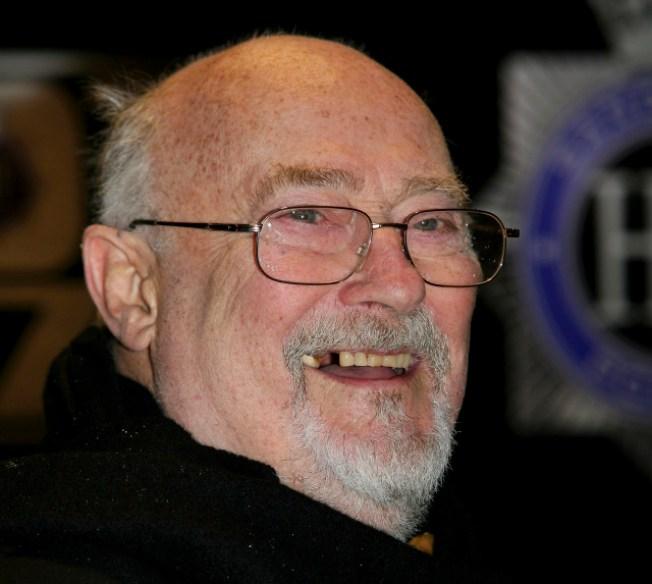 """Equalizer"" Star Edward Woodward Dead at 79"