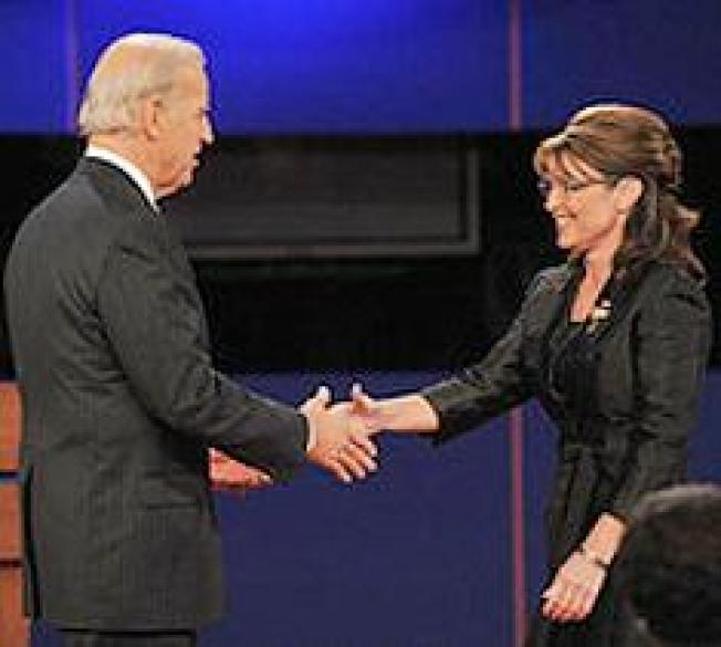 Vice Presidential Candidates Wrangle Over Energy, Climate Change