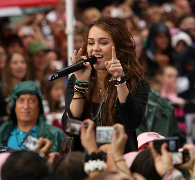Miley Cyrus: 'I'm Not Here To Say That I'm Perfect'