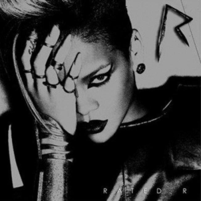 Rihanna's New Album Cover Revealed